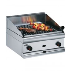 Silverlink 600 Gas Chargrill - 600mm Natural