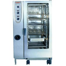 Rational 20 Grid Electric CombiMaster Oven CM201E