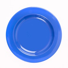 Melamine Colours Steep Sided Healthcare Plate 10""