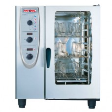 Rational 10 Grid Electric CombiMaster Oven CM102E Stainless Steel