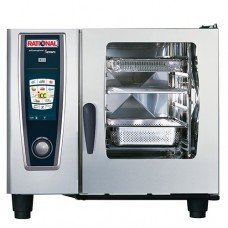 Rational 6 Grid Electric Self Cooking Centre SCC61E