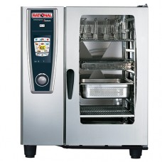 Rational 10 Grid Gas Self Cooking Centre SCC101G Stainless Steel