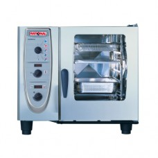 Rational 6 Grid Electric CombiMaster Oven CM61E