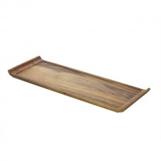 Acacia Wood Serving Platter 46X17.5X2cm