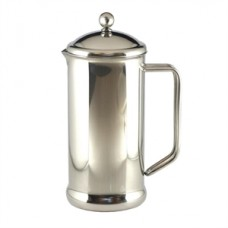 Cafetiere Stainless Steel Polished Finish 3 Cup