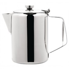 Olympia Concorde Coffee Pot Stainless Steel 70oz